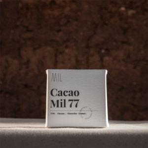 Barra de Chocolate al 77%